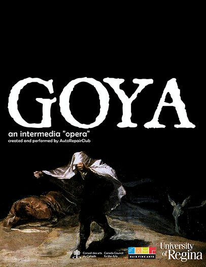 Goya, Play by David Fancy
