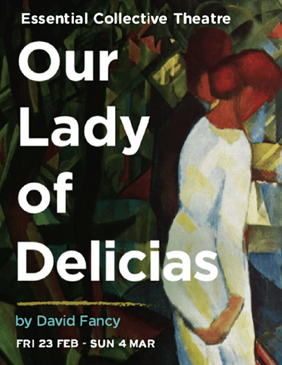 Our Lady of Delicias, by David Fancy
